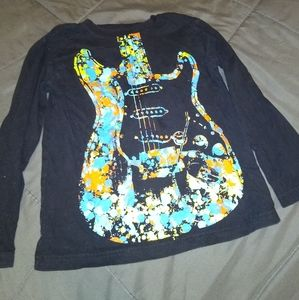 Guitar LS shirt 7/8